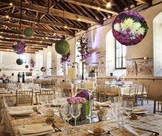 Finca El Esquileo en Segovia {Decoración floral, Mar de Flores} #weddingvenues #bodas #weddings #tendenciasdebodas