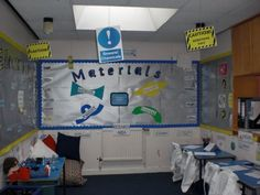 Science lab role-play area classroom display photo - Photo g Science Activities For Kids, Science Fair Projects, Science Classroom, Science Lessons, Science Education, Science Labs, Kindergarten Science, Science Resources, Elementary Science