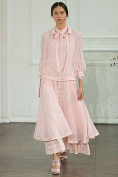 Bora Aksu Spring/Summer 2017 Ready To Wear Collection