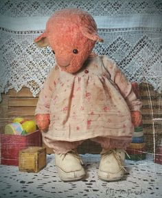 11705,27 руб. New in Куклы и мягкие игрушки, Медвежата, Авторские работы