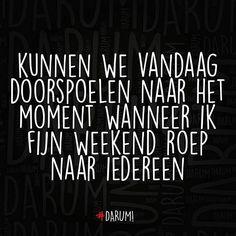"""#darum #fijnevrijdag Of """"fijne vakantie"""" in sommige continenten van Nederland"""