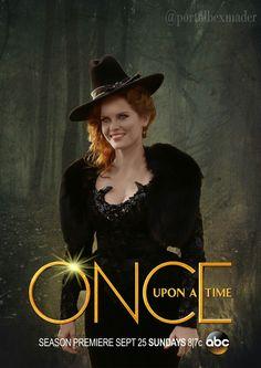Rebecca Mader - poster season six
