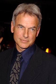 Mark Harmon - NCIS This man has it all and I just love him and his show. I would bet money that he i very gentle and kind. His eyes look at you with love.