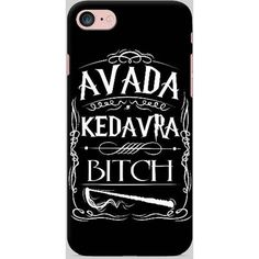 Harry potter Phone case iPhone 7 7 Plus 6 6s 6 plus 5 5s 5se 4 4s... ($10) ❤ liked on Polyvore featuring accessories, tech accessories and samsung