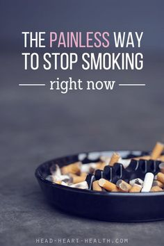 I smoked for 30 years. I tried to stop smoking many, many times but it never worked. Until now. This is how I finally quit poisoning myself without going nutty in the process.