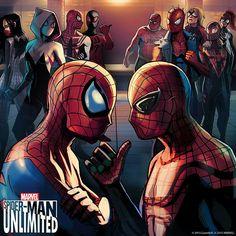 Spiderman - Marvel