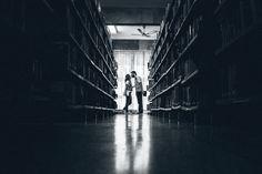 Pré-Casamento - Biblioteca