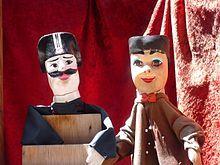 Puppets - Guignol de Lyon