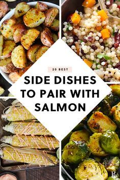 The 20 Best Side Dishes for SalmonYou can find Salmon side dishes and more on our website.The 20 Best Side Dishes for Salmon Side Dishes For Salmon, Dinner Side Dishes, Best Side Dishes, Dinner Sides, Healthy Side Dishes, Vegetable Side Dishes, Salmon Sides, Vegetable Salad, Jars