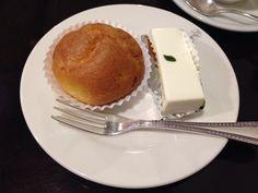 レアチーズケーキとシュークリーム西洋菓子しろたえ 赤坂
