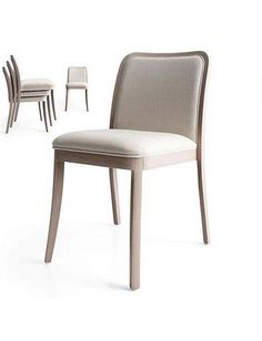 Traditional stacking chair PALACE by Studio Riforma Bross Italia