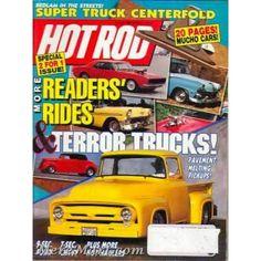 Hot Rod Magazine August 1990 | $5.61