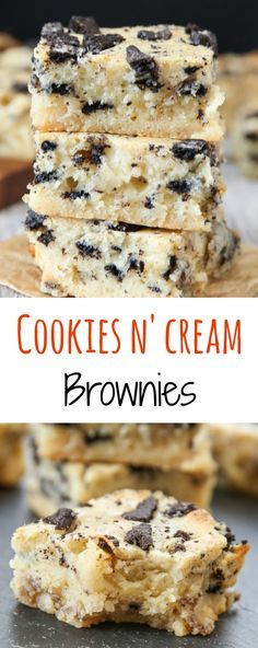 These cookies and cream brownies are super fudgy, thick and a little bit chewy. If you can't already tell, I have a cookies and cream obsession. Making a cookies and cream brownie or blondie has always been a bit of a struggle because most of the time the bars turn out on the cakey side. Not …