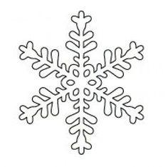 Снежинка 2: если тебе понравилась эта снежинка, сверни лист бумаги, как показано на картинке 2 и вырежи узор, как на картинке 6