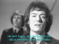 The Hollies  He Ain't Heavy, He's My Brother Legendado