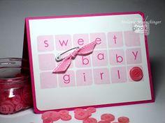 Hands, Head and Heart: Sweet Baby Girl