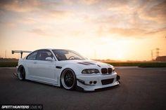 Cual es su auto europeo favorito?! El mío el BMW ///M3 GTR E46 2004