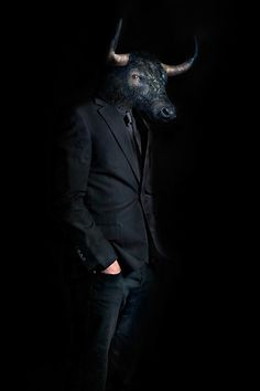 Photo by Miguel Vallinas 'Second Skins-Portrait Number Animal Masks, Animal Heads, Moda Animal, Human Zoo, Dark Photography, Tier Fotos, Foto Art, Animal Fashion, Strike A Pose