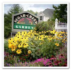 Sugar Creek Gardens Garden Center and Plant Nursery in St. Louis MO for Plants including Perennials, Shrubs, Missouri Native Plants