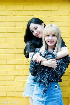 Hyomin&Qri • T-ara Dispatch