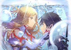 Asuna & Kirito | Sword Art Online