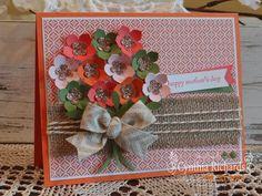 Ink-a-Doodle Creations: Flowers Bouquet for CQC239 & FMS134