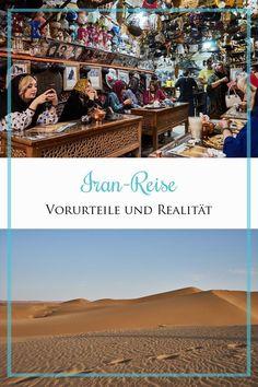 Der Iran ist ein wunderschönes Land, nur leider haben wir viele Vorurteile, die uns unsicher machen. Ich war dort und habe viele wunderschöne Dinge erlebt, die ich mit euch teilen möchte.  #iran #traveliran #blogger #persia #travelling #desert #desertlover #asia Travel Advice, Travel Guides, Travel Tips, Abu Dhabi, Dubai, Deserts Of The World, Iran Travel, Countries To Visit, Roadtrip