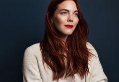 Best Cheap Red Lipsticks on the market Sally Beauty Allison McNamara Red Head