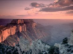 Grand Canyon...I will be there in June!