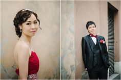 preweddings in Rome italy hair and makeup  packet by http://janitahelova.com/ photo: Rochelle Cheever