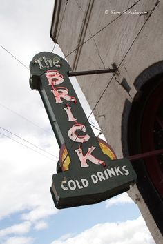The Brick, Roslyn, Washington - From Northern Exposure