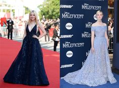 Dakota Fanning - Night Moves Premiere/Elle Fanning - Maleficent Premiere