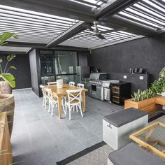 Want to own a piece of The Block? Shop for products used on Channel Hit TV show The Block. Patio Tiles, Outdoor Tiles, Outdoor Areas, Outdoor Rooms, Outdoor Dining, Outdoor Decor, Terrace Tiles, Outdoor Kitchens, The Block