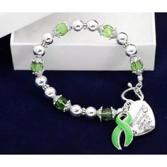 Gastroparesis bracelet. I just thought this was beautiful. =)
