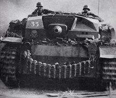 German assault gun Stug III