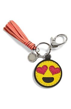 small gift for her emoji accessory cell phone charm winky face charm mobile accessory emoji phone charm face charm mobile phone charm