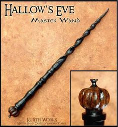 Hallow's Eve Wand