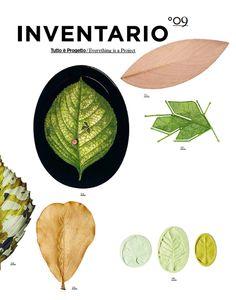 Reversed Volumes Leaves by mischer'traxler for magazine INVENTARIO09