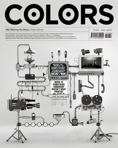 COLORS magazine, April–July 2013