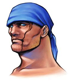 Ward Zabac from Final Fantasy VIII