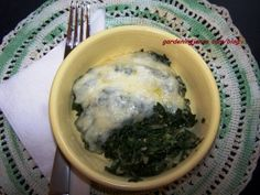amazing but simple spinach