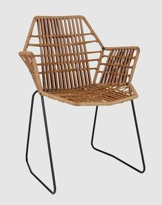 Tropicalia chair design by Patricia Urquiola