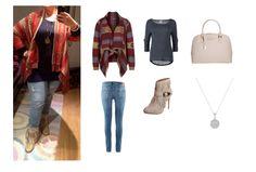 Style zum Outfit EIN KLEINER INDIANER  www.franzisblog.de