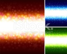abstract holiday Background with snowflakes royalty-free stock vector art