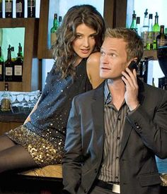 How I Met Your Mother: Barney & Robin