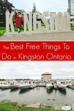 What are our favourite free things to do in Kingston, Ontario? Let's start with exploring the history and mysteries at Kingston City Hall. Kingston Canada, Kingston City, Kingston Ontario, Ontario Travel, Toronto Travel, Vancouver Travel, Canada Destinations, Top Travel Destinations, Travel Tips