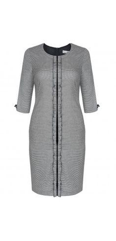 Sukienki codzienne - Kolekcja jesienna || Modne sukienki - ModernLine Dresses For Work, Fashion, Moda, Fashion Styles, Fashion Illustrations, Fashion Models