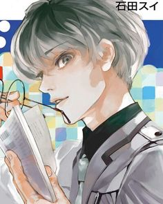 omg does it bother anyone else that kanekis reincarnation is just being this happy little camper like hey I'm haise and I don't remember anything yay, and I'm just over here waiting him to remember something or anything to make him crack and go batshit // tokyo ghoul: re
