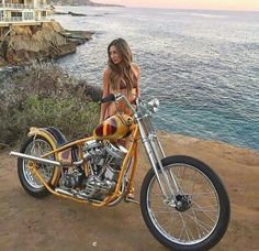 #harleydavidson #harleytherapy #biker #bikerbabe #letsride #chopper