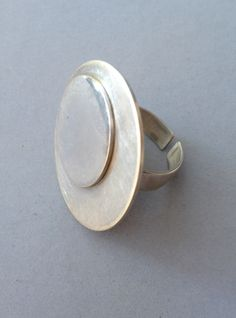 Decogirl DeS™ Sterling Silver ring